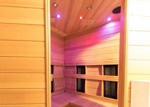 sauna zolder Skip
