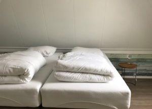 het pandje - slaapkamer 1