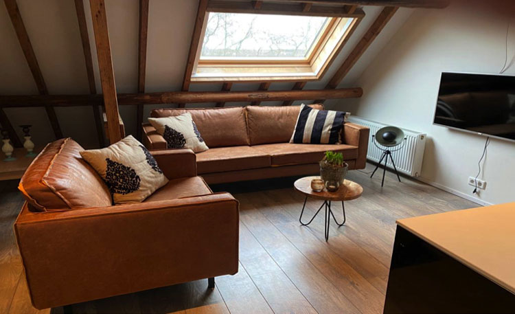 Appartement Petit woonkamer