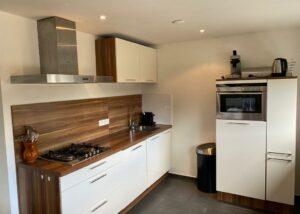 Tree Lodge keuken